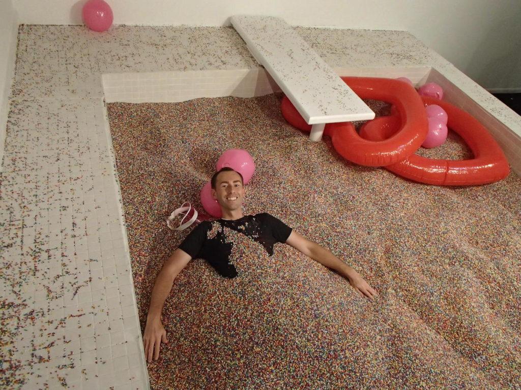 Pool of Sprinkles