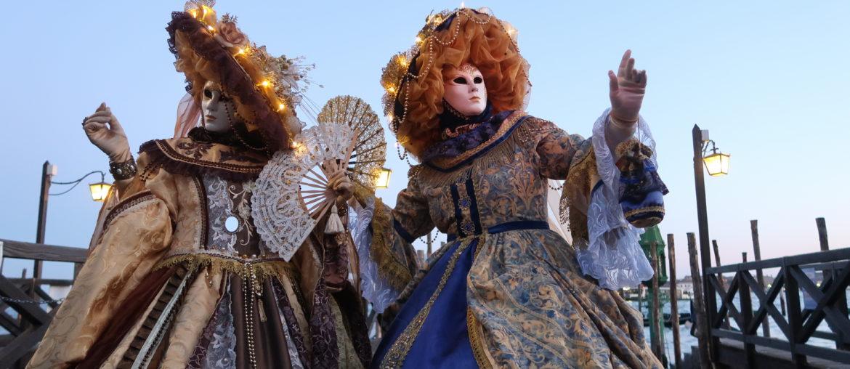 Photographs from Carnevale di Venezia 2017