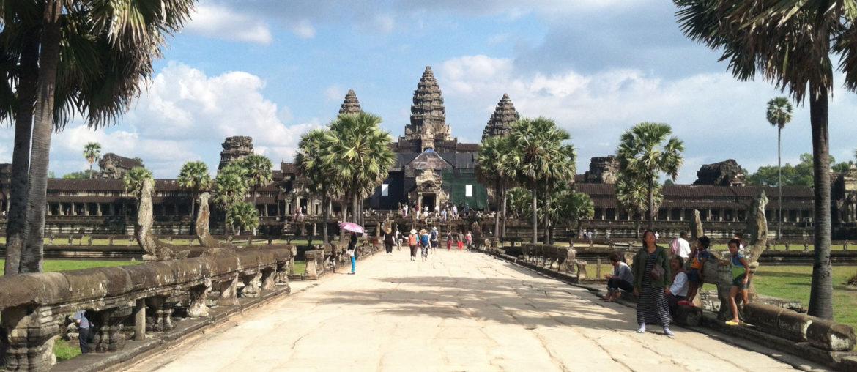 Angkor Wat Travel Guide + Tips