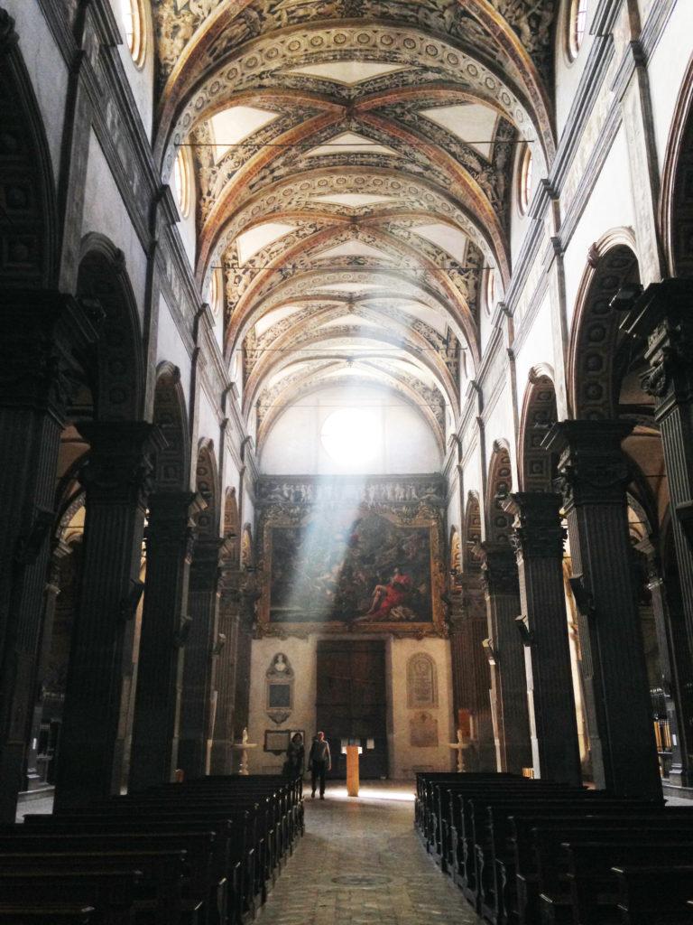 Monastero San Giovanni in Parma, Italy